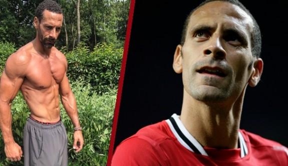 Rio Ferdinand ringe çıkacak