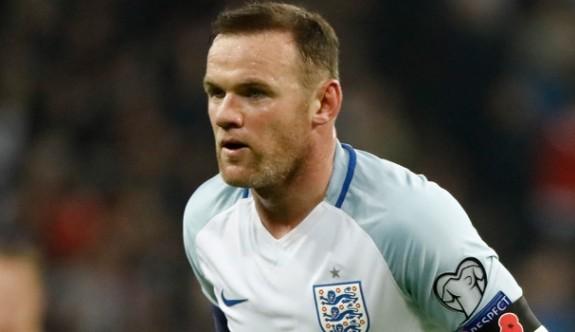 Rooney gözaltına alındı