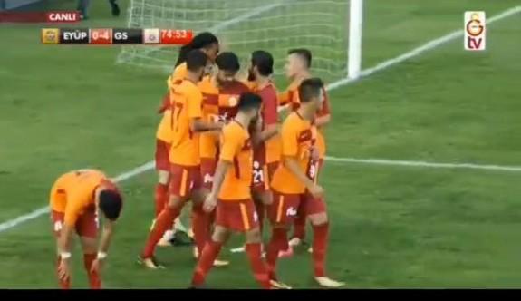 Sivri, Galatasaray'da sivriliyor