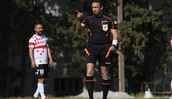 Süper Kupa'da görev Hamamcıoğlu'nun