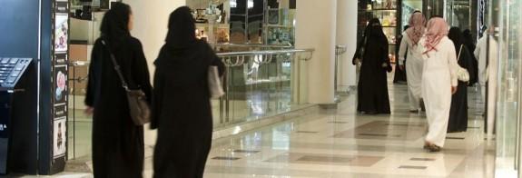 Suudi Arabistan'da bir ilk