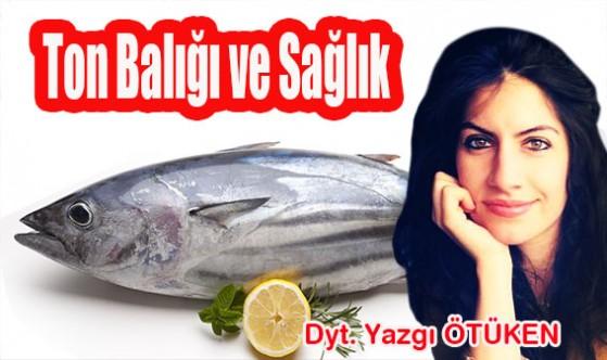 Ton balığı ve sağlık