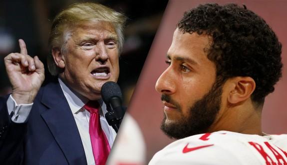 Trump ve Sporcular Arasındaki Irkçı Gerilimi Tırmandıran Adımlar