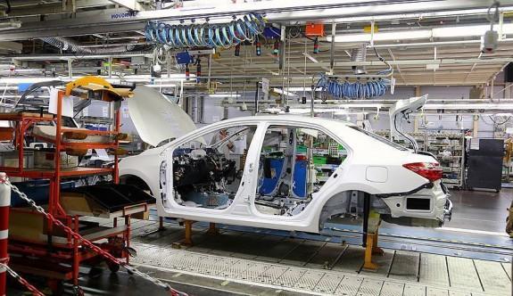 Türkiye'de otomobil üretimi 10 yılın zirvesinde