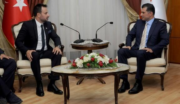 """""""Türkiye'den KKTC'ye su projesi adanın kaderini değiştirecek"""""""