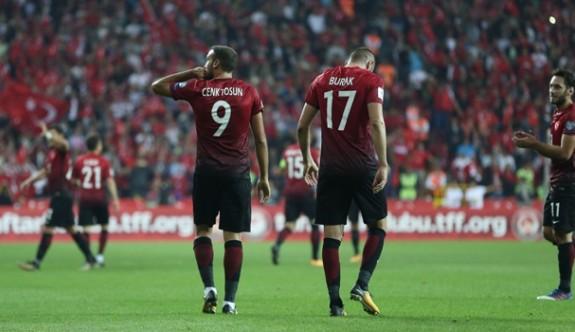 Türkiye Milli takımında sürpriz isimler