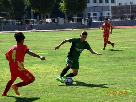 U17 Ligi başladı