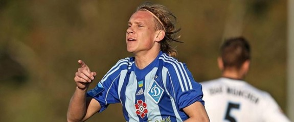 Vida, Dinamo Kiev'in UEFA kadrosunda yer aldı