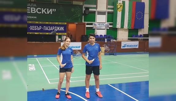 YDK'nın badminton gururu