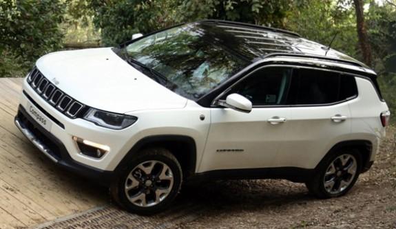 Yeni Jeep Compass satışa sunuldu