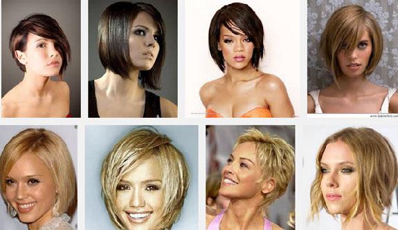 18 Ünlünün İlham Veren Kısa Saç Stili
