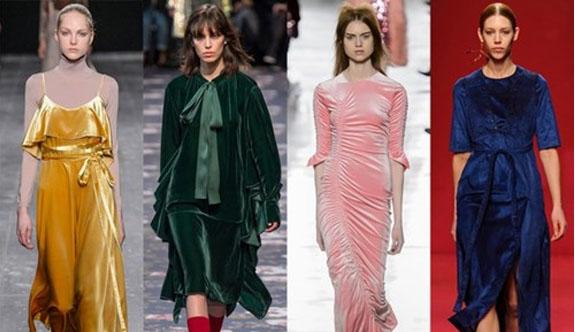 2017-2018 Sonbahar-Kışın Moda Renkleri