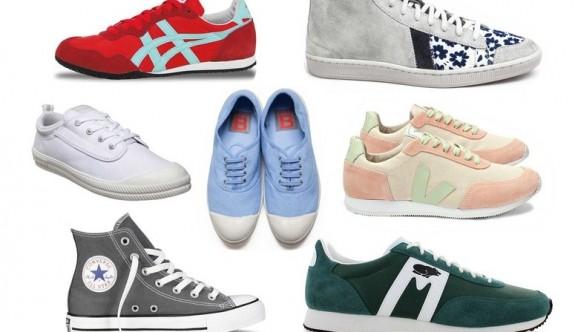 2017 Sonbaharının En Popüler Sneaker Modelleri