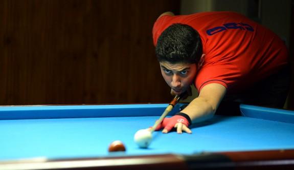 Alnar, Dünya Şampiyonası'nda steka sallayacak