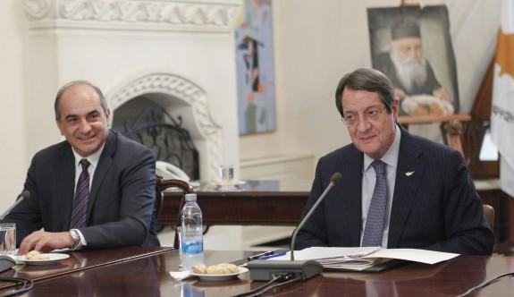 Anastasiadis, Guterres'e mektupla cevap yazacak