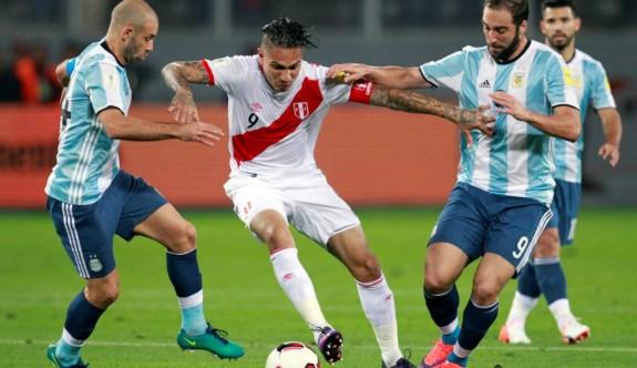Arjantin, şansını zora soktu