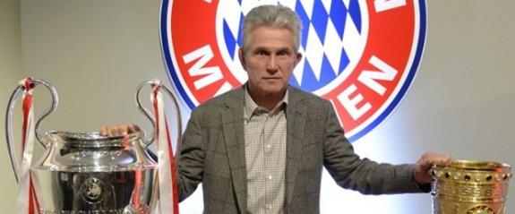"Bayern, ""emekli"" Heynckes'i seçti"