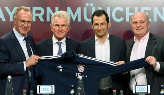 Bayern Münih'te dördüncü kez Heynckes dönemi