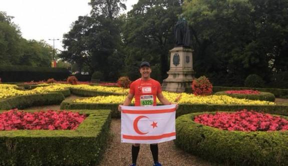 Baysan, Cardiff'te yarıştı