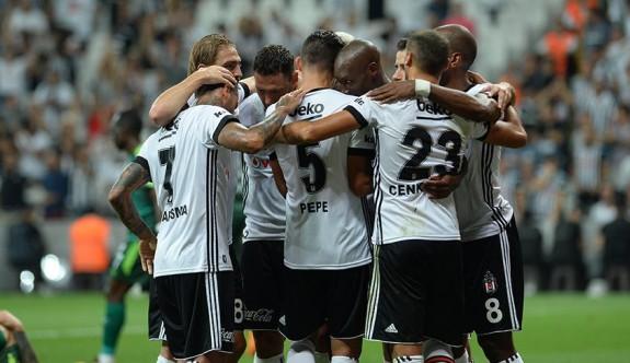 Beşiktaş, Monaco'nun konuğu