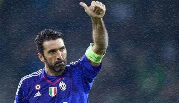 Buffon'dan şartlı emeklilik