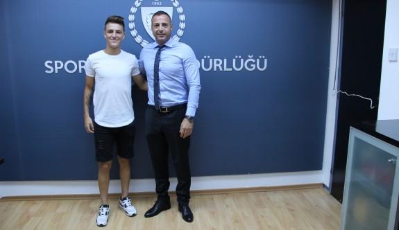Cahitoğlu, Sivri ve Yıldız'ı onore etti