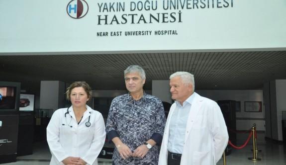 Cengiz Kurtoğlu Taburcu Edildi