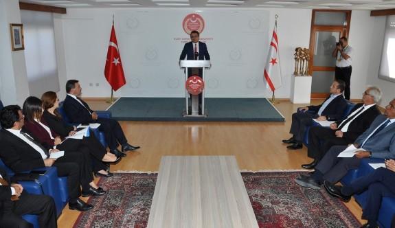 CTP'den  Başbakan ve iki bakan hakkında soruşturma önergesi