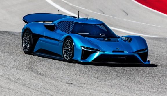 Dünyanın en hızlı elektrikli otomobili: NIO EP9