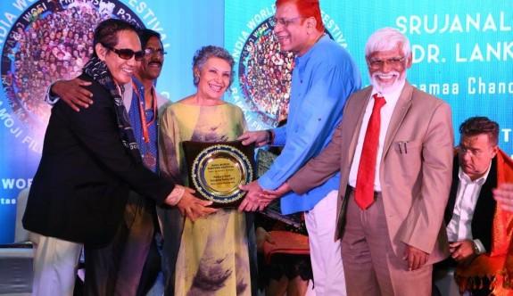 Emirzade'ye Hindistan'da ödül