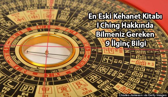En Eski Kehanet Kitabı I Ching