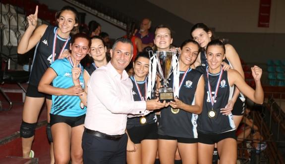 File'de KTSYD Kupası Çamlık Spor'un