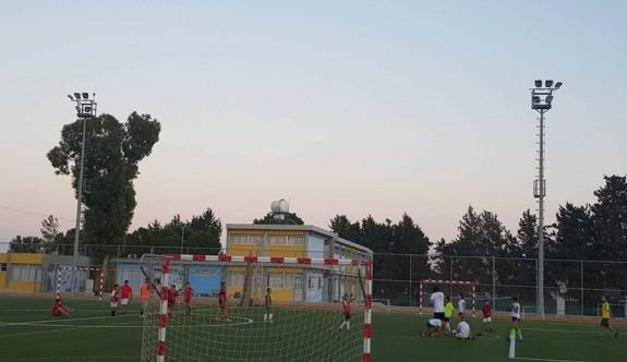 Futbolun güzelliği, Pile'de yaşanıyor