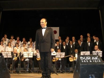 Girne'de TSM Konseri