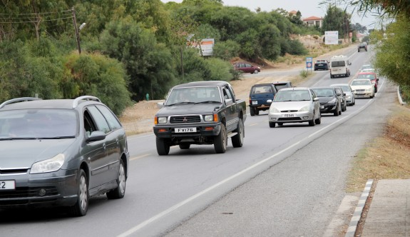 Girne-Değirmenlik dağ yolu yenileme çalışmaları 10 Kasım'da başlıyor