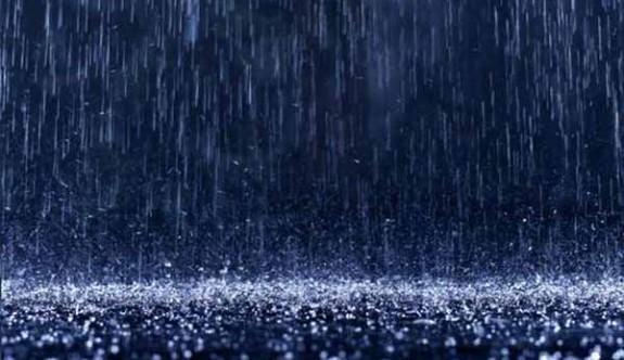 Hafta sonu yağmur ve kuvvetli rüzgar var