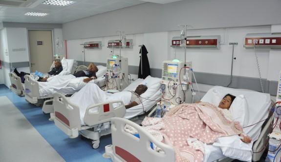 Hastaneler  İçler Acısı