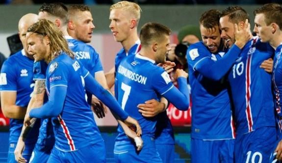 İzlanda'dan tarihi başarı