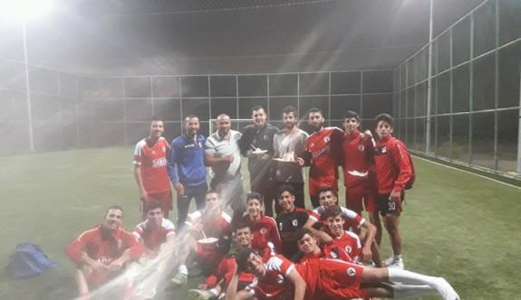 Jose Paulo, Hamitköy gençlerine katkıya devam ediyor