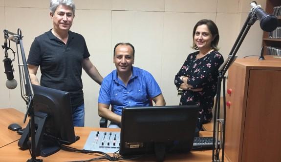 Karahan On Air deneyimlerini YDÜ'lülerle paylaştı
