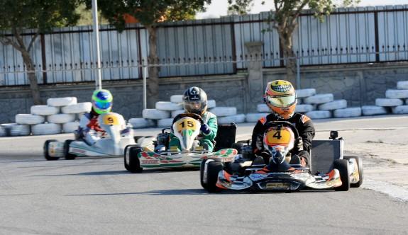 Kartingde şampiyonlar belirlendi