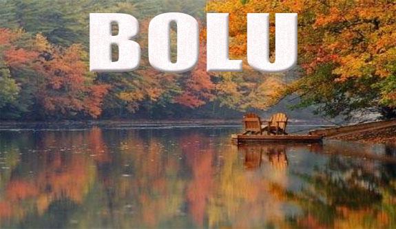 Kendinizi dinleyebileceğiniz kartpostal şehir; Bolu