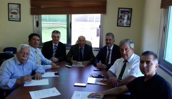 Kıbrıs Sigorta ile Büro-İş arasında toplu iş sözleşmesi