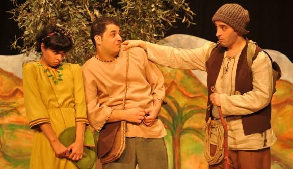 Kıbrıs Türk Devlet Tiyatroları'nın Yeni Sezon İlk Çocuk Oyunu Sahnelendi