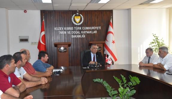 Kıbrıs Türk Süt Üreticileri Kooperatifi kuruldu