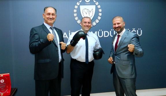 Kickboks ile TC Muaythai Federasyonu arasında işbirliği