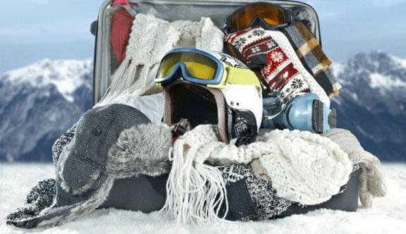 Kış Mevsiminde Gidilecek Tatiller İçin Bavul Hazırlama