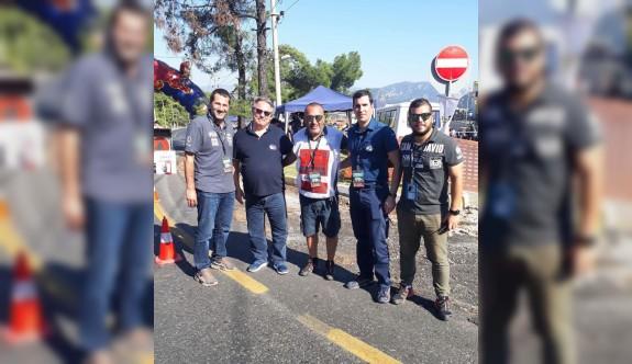 KKTOK'ta WRC gururu yaşanıyor