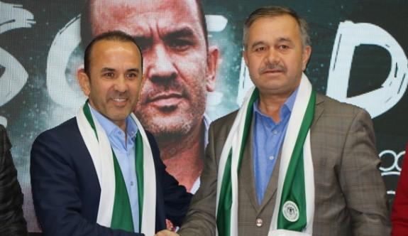 Konyaspor'da Özdilek dönemi