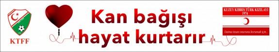 KTFF, kan bağışı kampanyası düzenleyecek